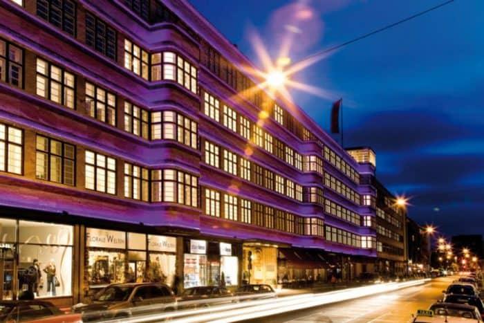 Tagen im Ellington Hotel Berlin