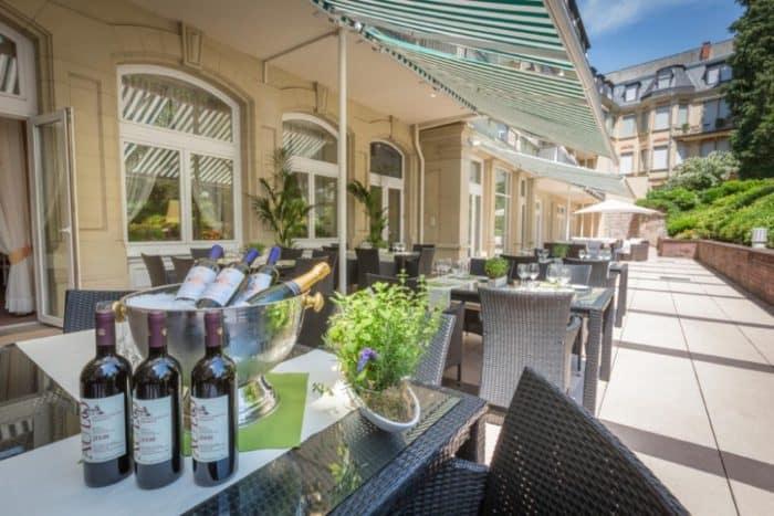 Hotel am Sophienpark in Baden-Baden