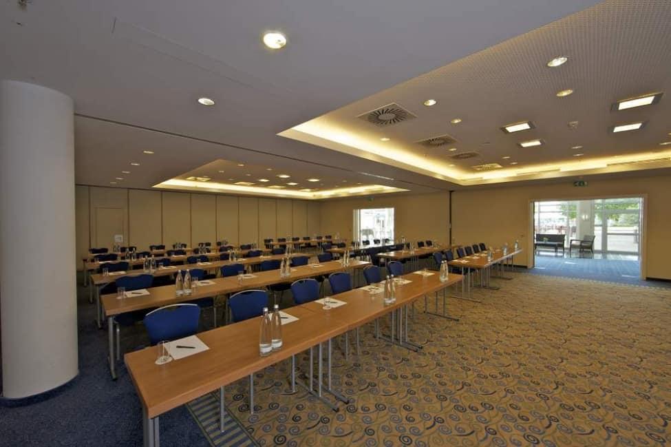 Seminare, Tagungen, Besprechungen oder Vorträge im Hilton Bonn