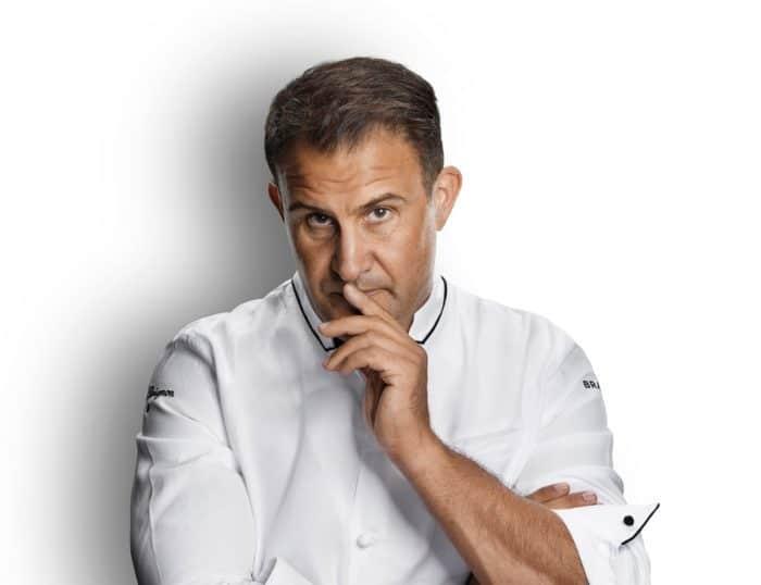 Sterneküche zum Anfassen: Klaus Erfort eröffnet Pop-Up-Restaurant