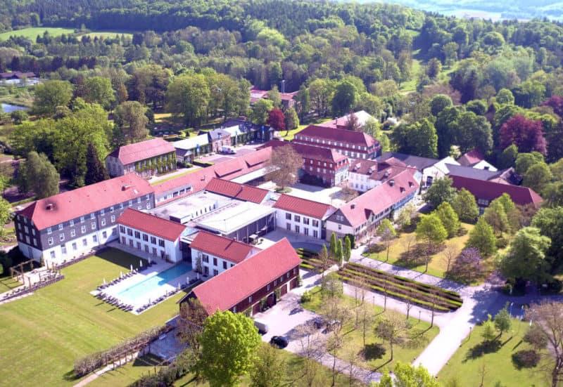 Gräflicher Park Hotel & Spa in Bad Driburg - Tagungen und Events