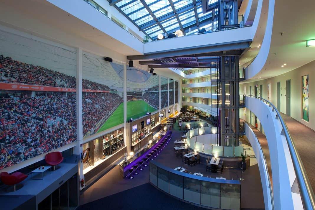 Einmalige Tagungen und Events im Lindner Hotel BayArena