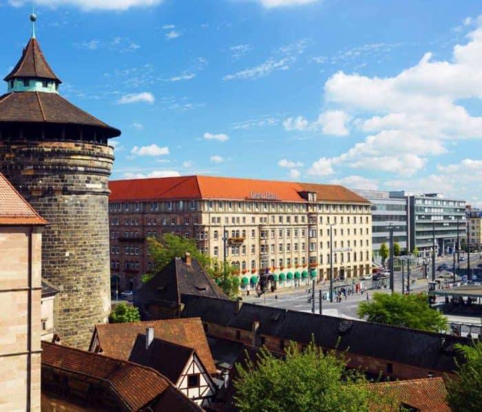 Grand Hotel Nürnberg