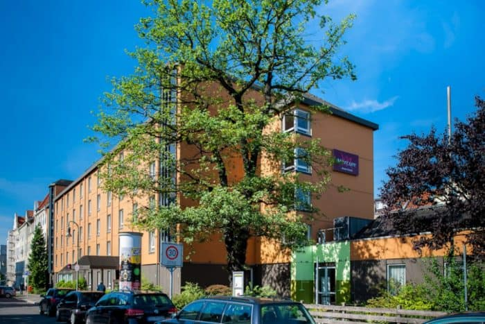 Hotel Mercure City West Berlin