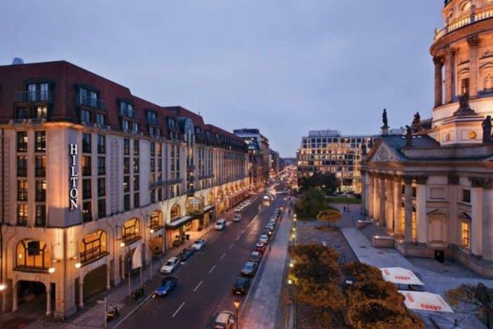 Zentrale Lage und modernste Ausstattung: Tagungen im Hilton Berlin