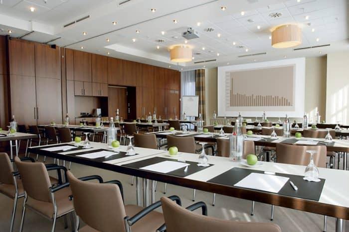 Erfolgreich tagen im Lindner Hotel Am Michel in Hamburg