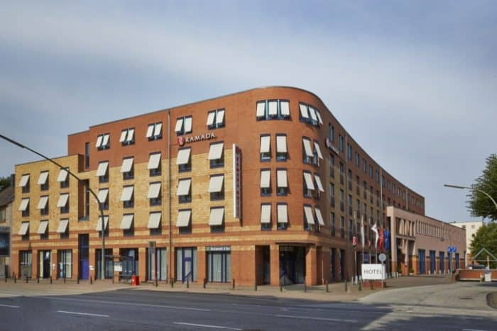 RAMADA Hotel Hamburg-Bergedorf Holzhude 2 21029 Hamburg