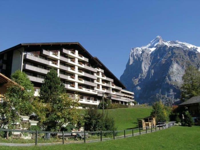Sunstar Alpine Hotel Grindelwald Dorfstraße 168 CH-3818 Grindelwald