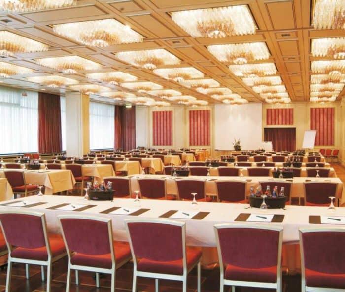 """Tagungs-Special """"Comfort Winterrate"""", Günnewig Hotel Bristol Bonn"""
