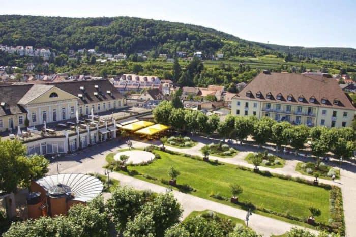 Tagen im Kurpark-Hotel Bad Dürkheim Schloßplatz 1-4 67098 Bad Dürkheim