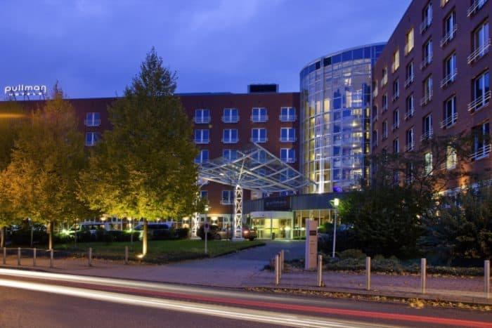 Tagen im Dorint Hotel Dortmund