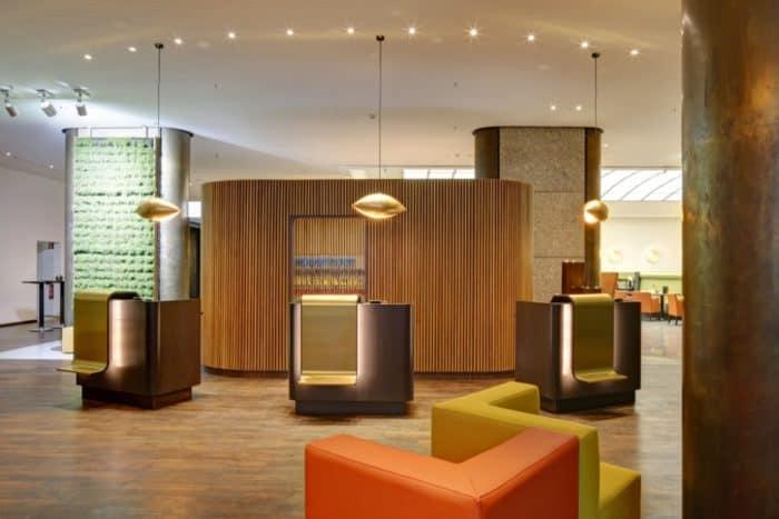 """""""elements pure"""" in Bremen – das besondere Hotelerlebnis für Tagungen"""