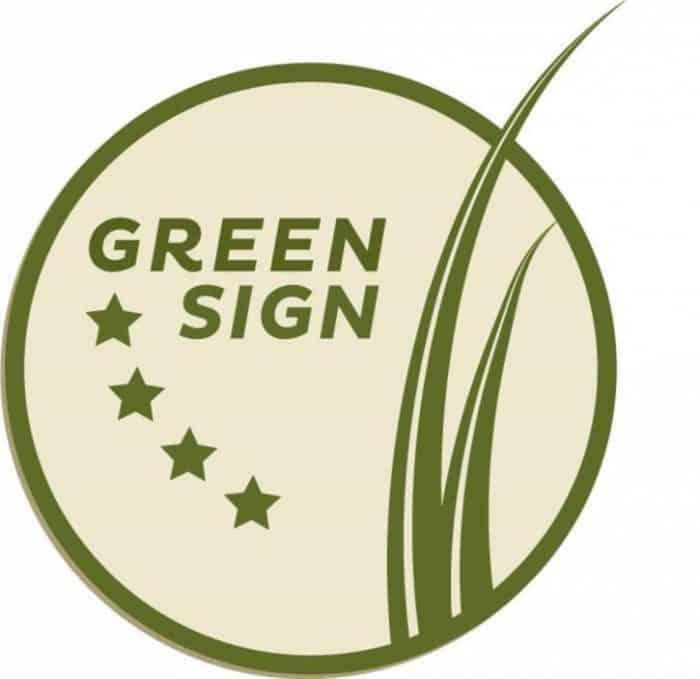GreenLine Nachhaltigkeitssiegel