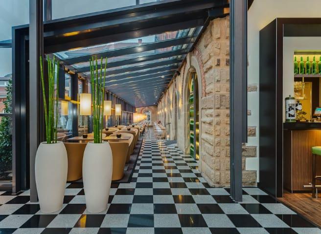 nestor Hotel Ludwigsburg, drittbestes Tagungshotel Deutschlands 2015