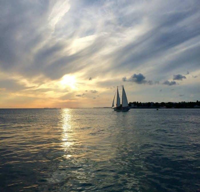 Segelregatta von Key West über Florida und Havanna