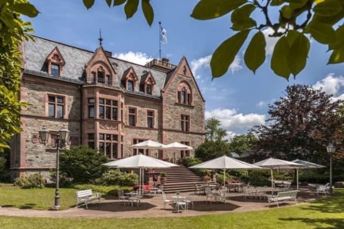 Kelkheim Romantik Hotel Schloss Rettershof