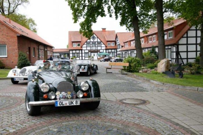 Morgan-Club-Deutschland in Kirchdorf
