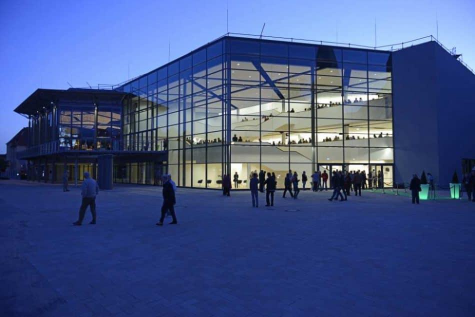Hoitel und Kongresszentrum OsnabrückHalle