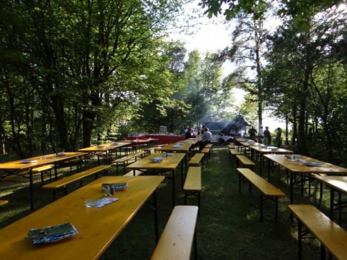 Hotel Sonnenhügel in Bad Kissingen eröffnet Grillsaison
