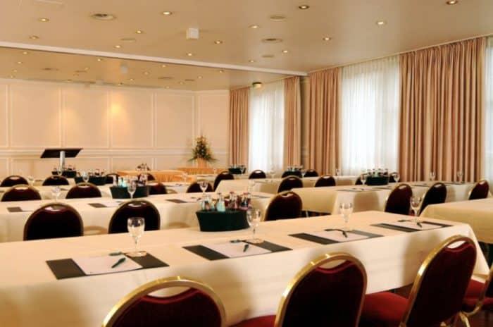 Tagen im Günnewig Hotel Residence in Bonn