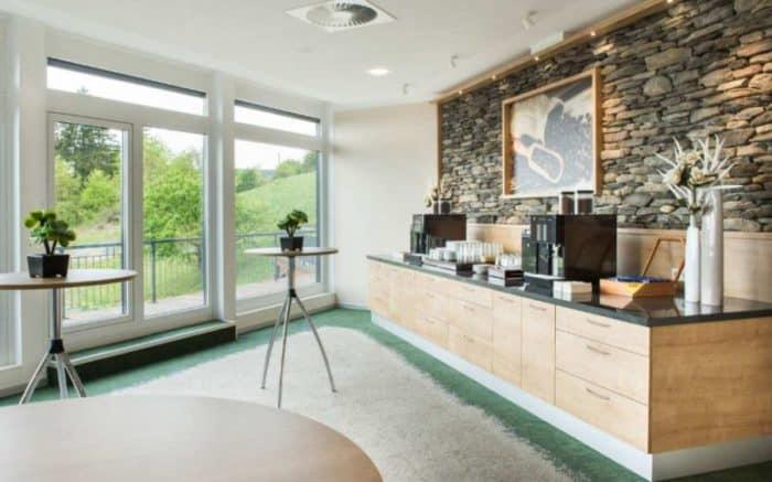 Das Rhön Park Hotel eröffnet seine neue Tagungsebene