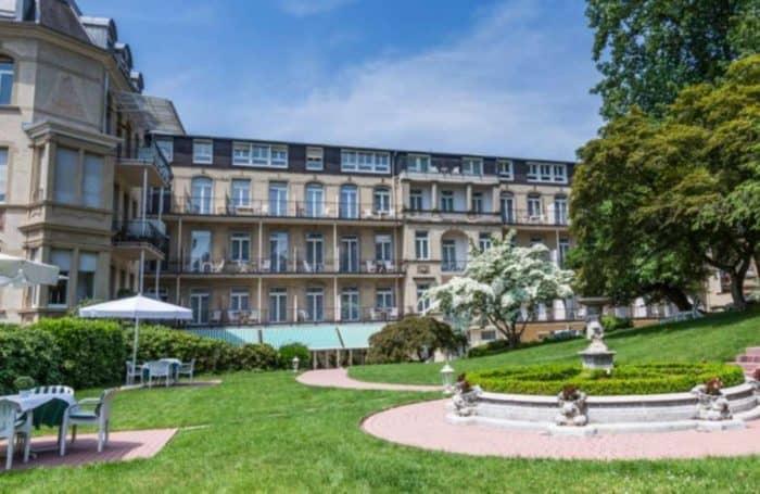Hotel am Sophienpark Sophienstraße 14 76530 Baden-Baden