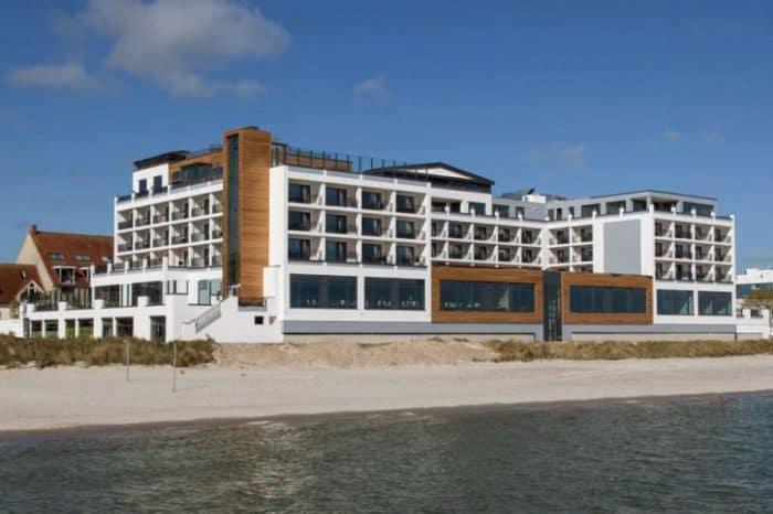 BAYSIDE Hotel Scharbeutz