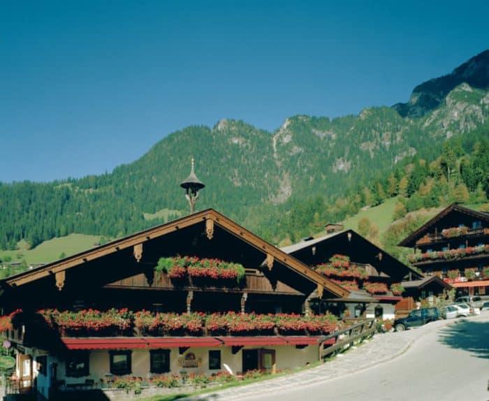 Congress Centrum Alpbach A-6236 Alpbach 246 Tirol, Österreich