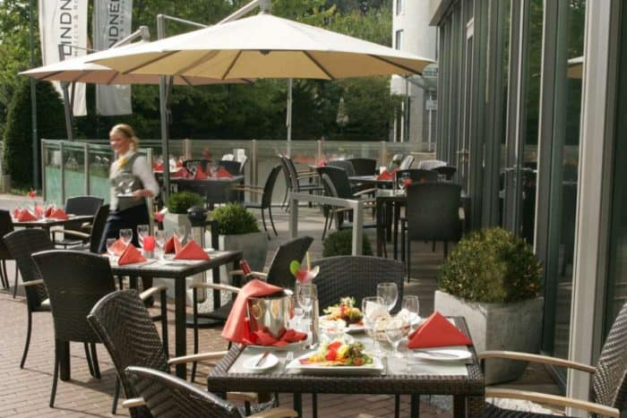 Lindner Hotel Airport Unterrather Straße 108 40468 Düsseldorf