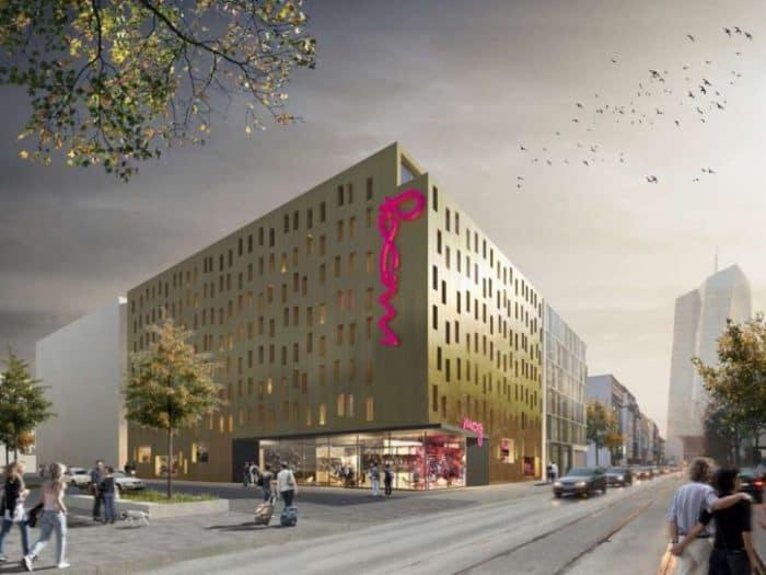 Marriott-Lifestyle-Marke: Erstes Moxy in Innenstadt-Lage
