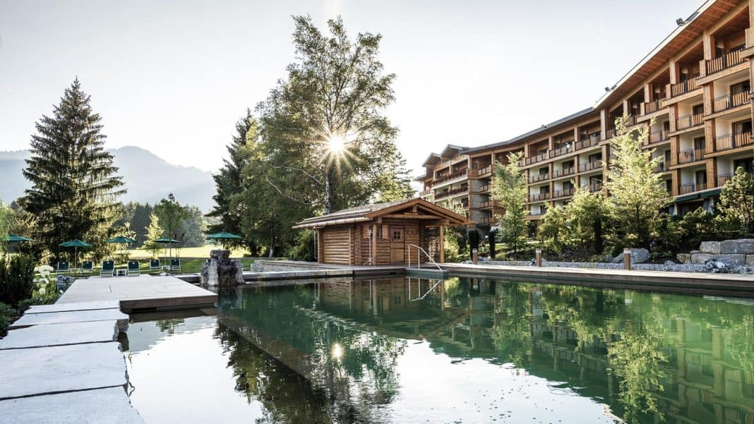 Hotel Sonnenalp im Allgäu