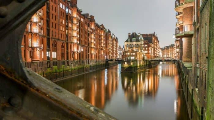 Hamburger Speicherstadt ist Weltkulturerbe