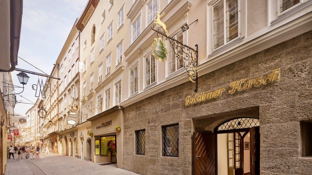 Köstliche Familienzeit im Hotel Goldener Hirsch Salzburg
