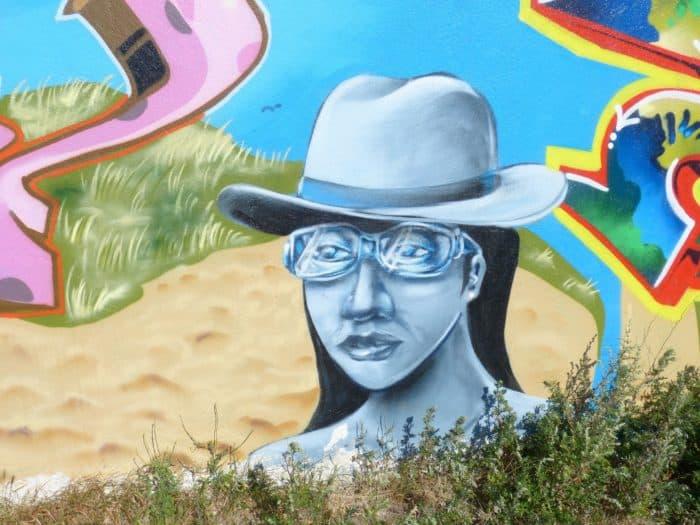 Wyndham Grand Frankfurt: Live-Graffiti Performances