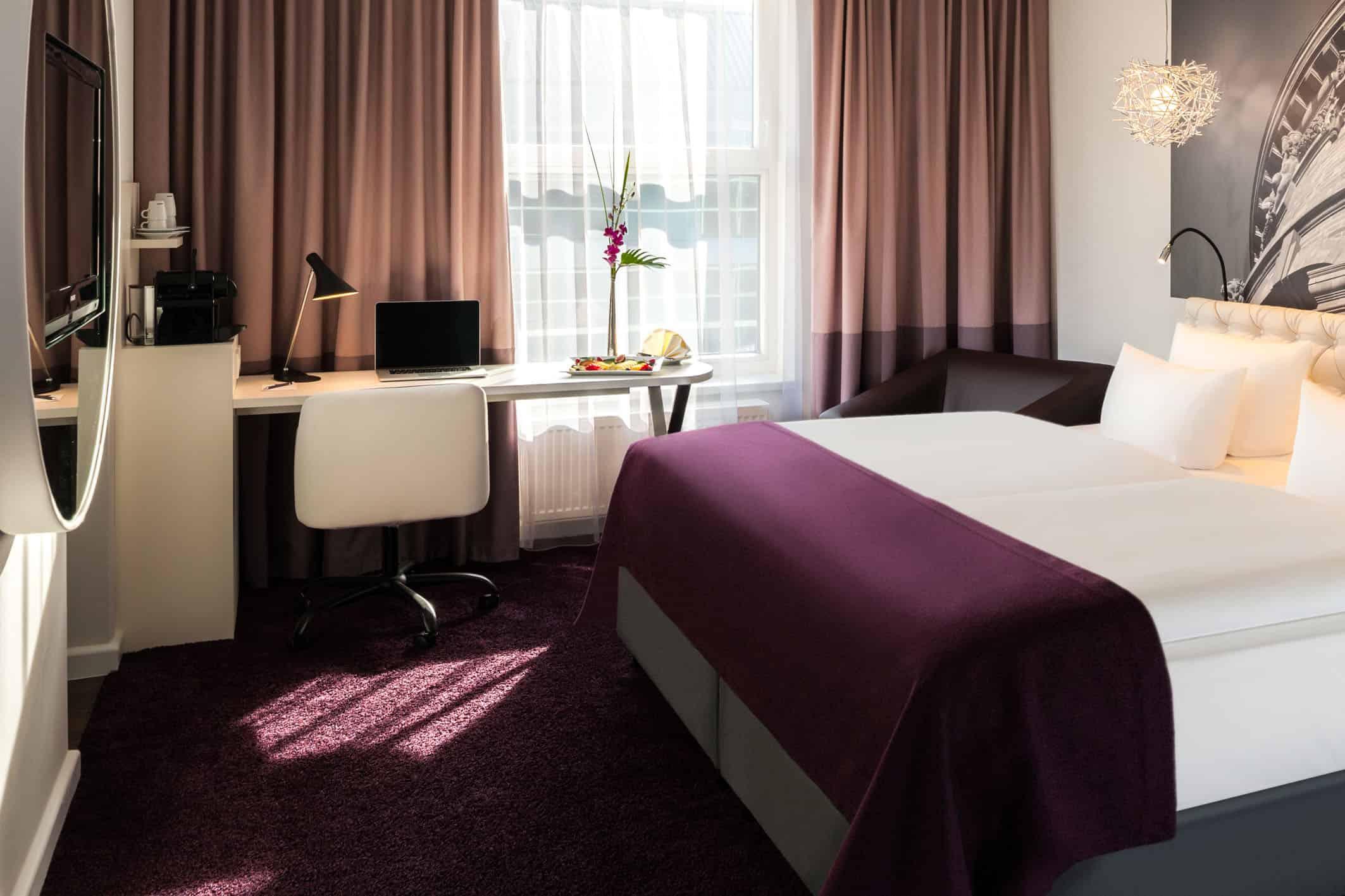 Sch ner schlafen im dorint kongresshotel mannheim for Hotel youngstar designhotel mannheim
