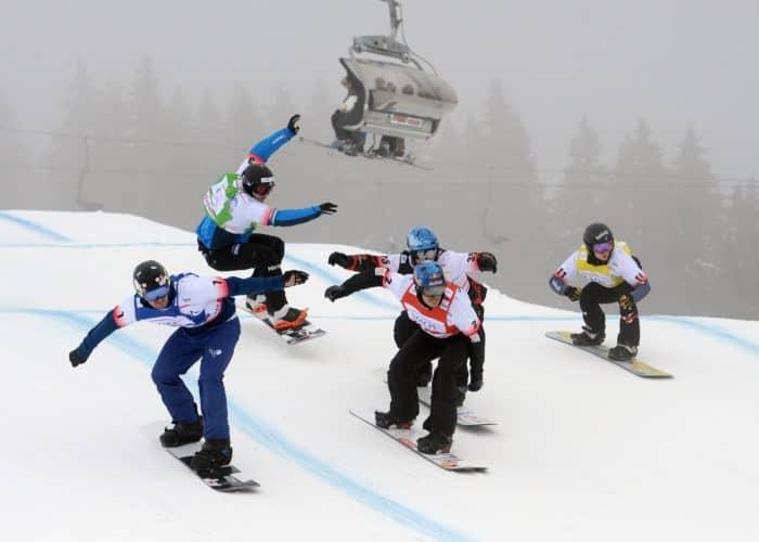 Weltcup-Premiere am Feldberg