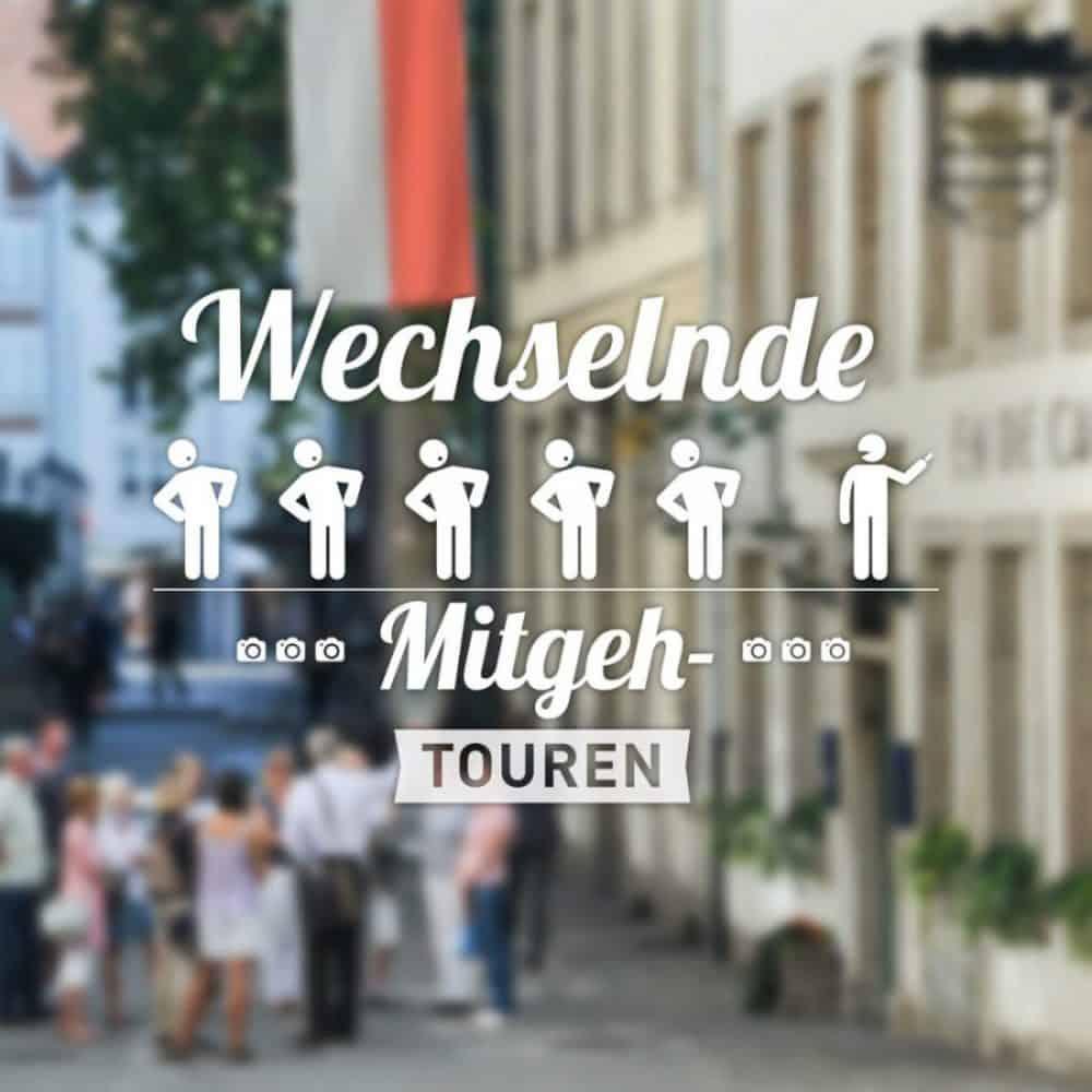 Düsseldorf Marketing & Tourismus bietet Mitgehtouren durch die Rheinmetropole an