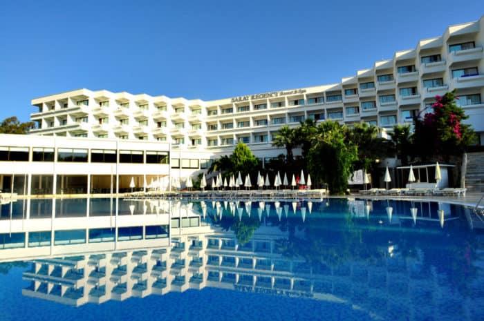 Neues Maritim Hotel in Side in der Türkei