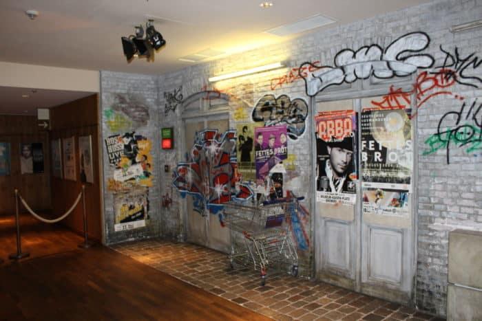 Eingang zur Ausstellung Auswandererhaus Bremerhaven