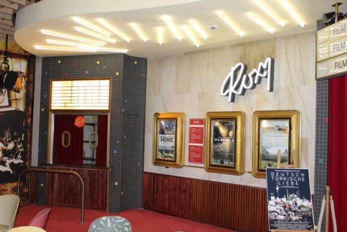Roxy Kino Auswandererhaus