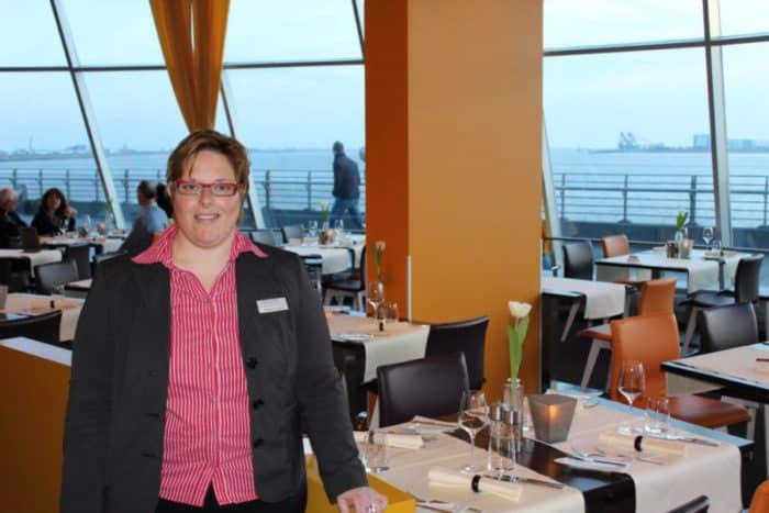 Dagmar Pichler, Cost-Controller Atlantic Hotel Bermerhaven