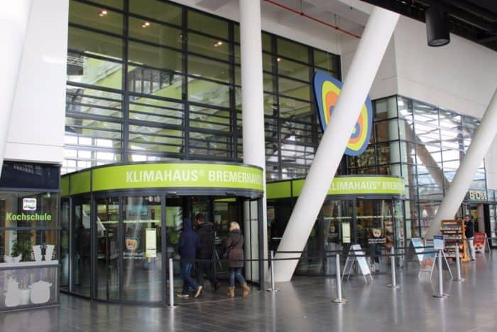 Wissens- und Erlebniswelt Klimahaus