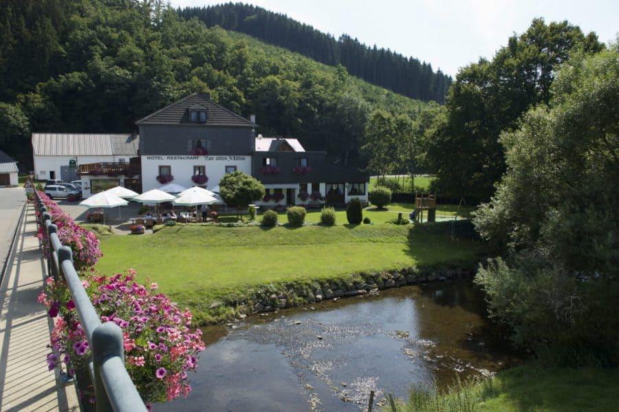 Zur Alten Mühle Logis-Hotel