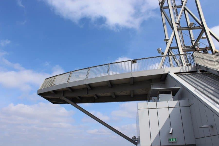Plattform-86-m-Höhe-Atlantic-Hotel-1024x683-e1521180950169 ATLANTIC Hotel Sail City Bremerhaven: höchster Hotel-Komfort