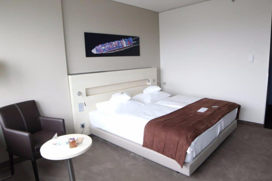 ATLANTIC Hotel Sail City Bremerhaven: höchster Hotel-Komfort