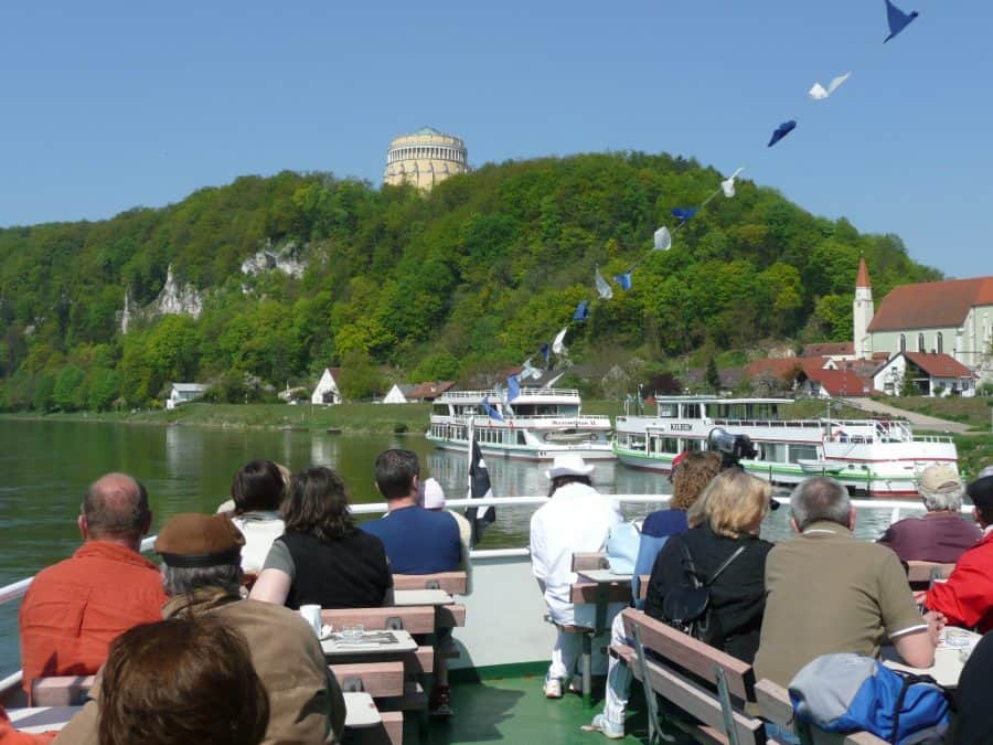 Kelheim Schifffahrt