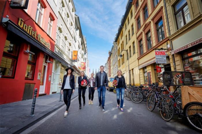 Cologne Convention Bureau setzt die Kölner Tagungsbranche