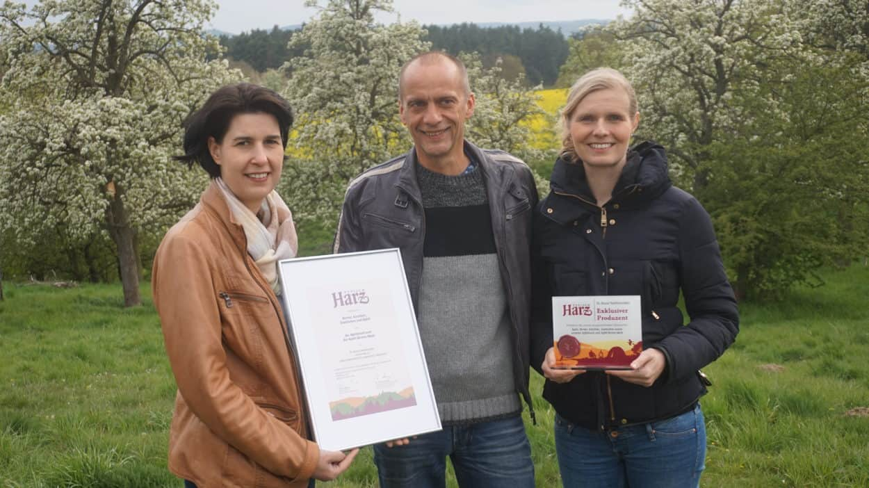 Most der Dr. Bosse Traditionsobst Plantagen