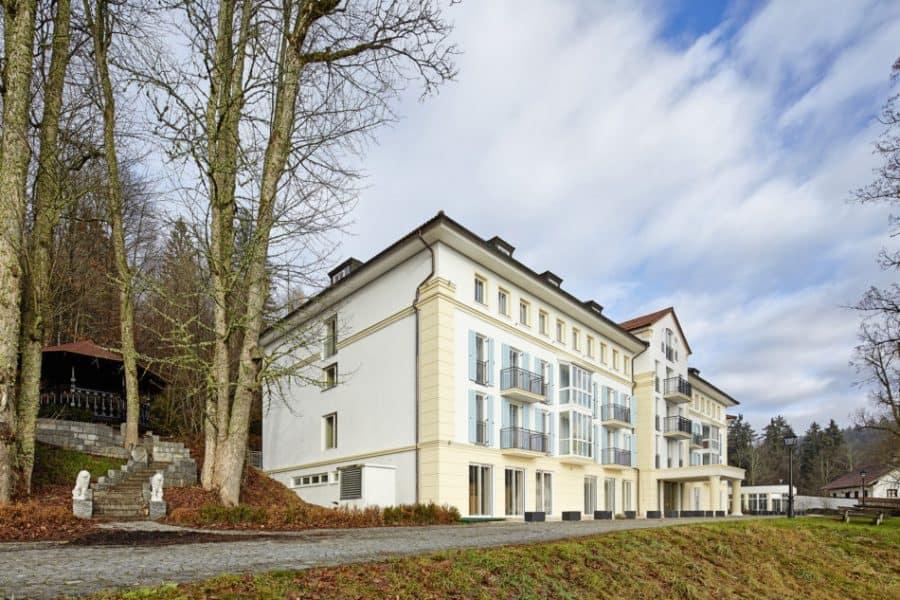 Rabenstein Dorint Schlosshotel