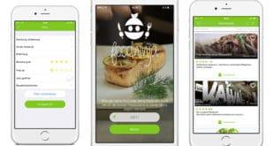 """""""Foodninja"""" – neues Startup geht online! GOP Theater und Softwareunternehmen treffen mit Ihrer kostenlosen Service-App den Puls der Zeit und vereinfachen Reservierungen, Vorbestellungen und Abholservice bei Vielzahl beliebter Restaurants."""